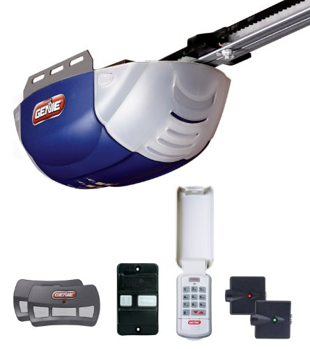 Genie 37001u Garage Door Opener with 1/2+ HPc DC Belt