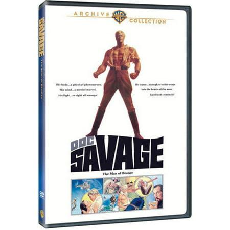 Doc Savage: The Man Of Bronze (DVD)
