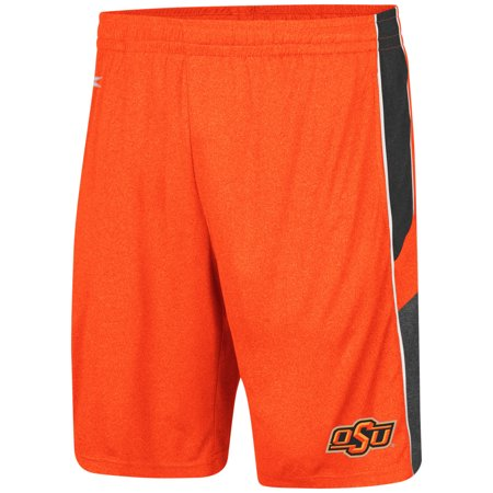 Oklahoma State Cowboys Colosseum Triple-A Short - Orange