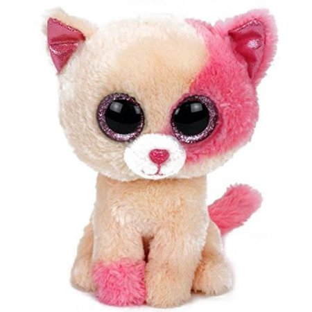 TY Beanie Boos - Anabelle - Cat ( Exclusive) (Glitter Eyes) Small 6