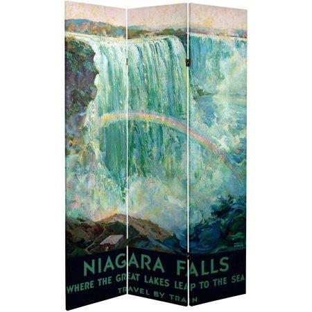 6' Tall Double Sided Niagara Falls Room (Niagara Warehouse)