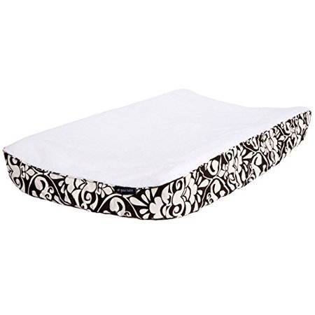 Ah Goo Baby 100% Cotton Changing Pad Cover, Universal Size, Audrey Pattern