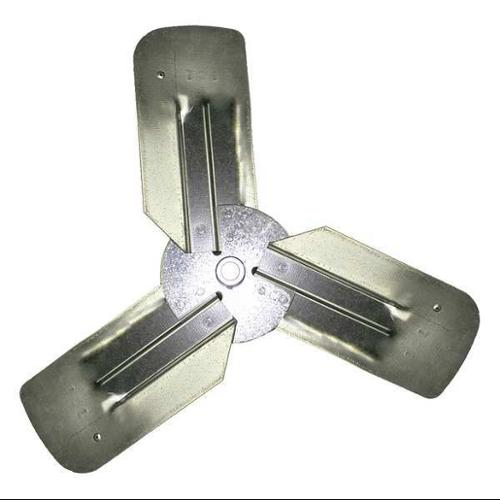 AIRMASTER FAN 72458 Blade Propeller,1/4 HP,Galvanized Steel G0050639