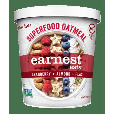 Hot & Fit Oatmeal, American Blend, 2.35 Oz, 12 Ct