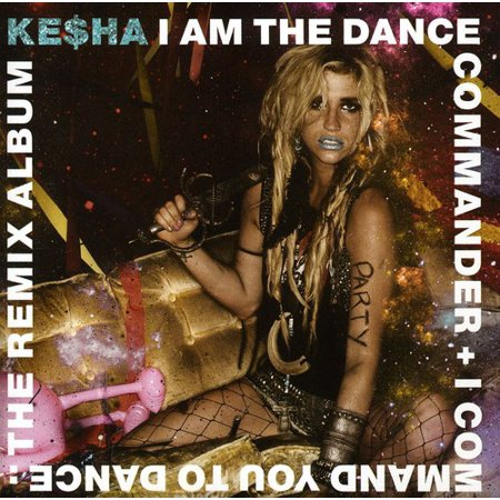 I Am The Dance Commander + I Command You To Dance: The Remix
