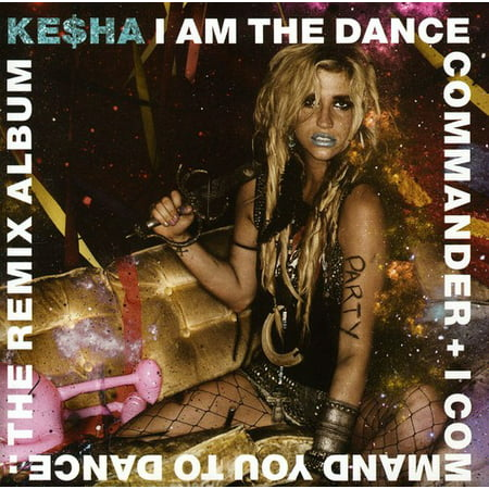 I Am The Dance Commander + I Command You To Dance: The Remix (CD)