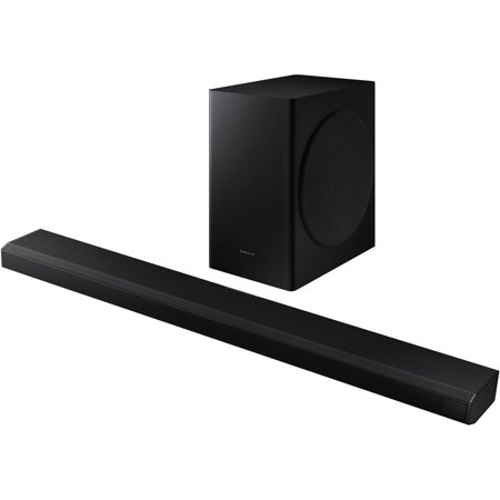 Samsung 330W 3.1.2-Channel Soundbar System, Black