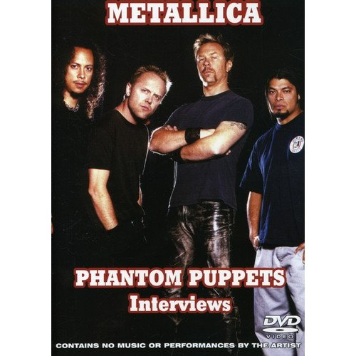 Metallica - Phantom Puppets [DVD]