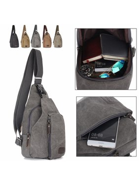 M.way Tactical Canvas Backpack