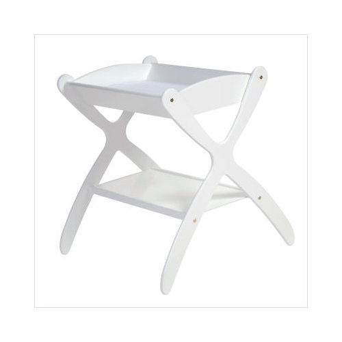 Beautiful Cariboo Classic Changing Table In White