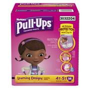 Pants, Training Pull-Ups Learning Design Girl 4T-5T  (Units Per Case: 56)