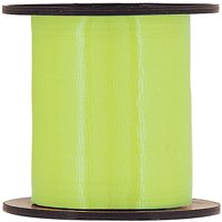 Curling Ribbon, Lime Green, 500 yd, 1ct