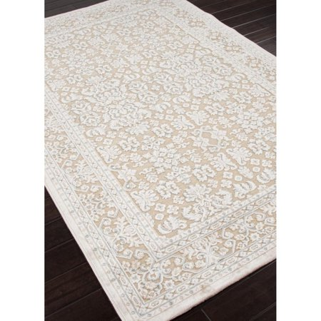 Jaipur Fables Regal Transitional Oriental Pattern Viscose/Chenille Rug