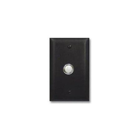 Viking Db-40-bn Door Bell Button Panel (db40bn) ()