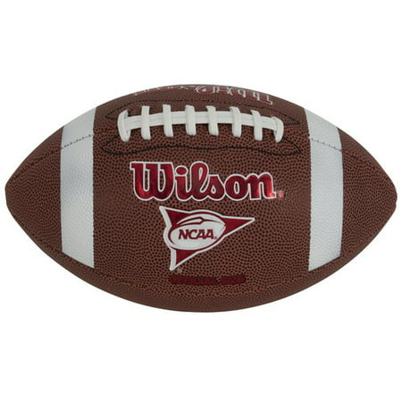 Wilson NCAA Red Zone Series Official Size Composite Football