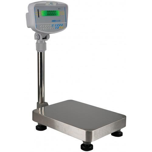 Adam Equipment GBK-16a Bench Check Weighing Scale  16 x 0 0002 lb