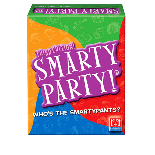 Smarty Party! Third Edition