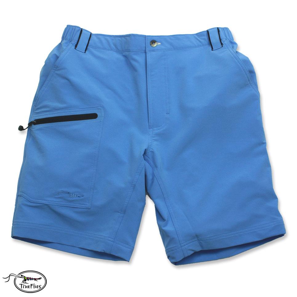 TrueFlies Shell Creek Sevens Shorts (S)- Marquesas by
