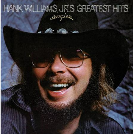 Hank Williams Jr - Greatest Hits 1 - Vinyl