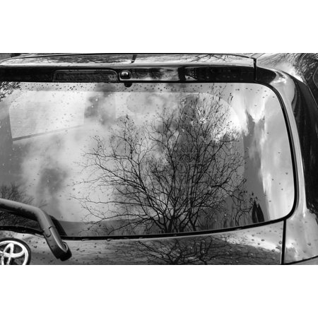 Acrylic Face Mounted Prints Auto Pkw Glass Mirroring Car Washer Disc Vehicles Print 20 x 16. Worry Free Wall Installation - Shadow Mount is Included.