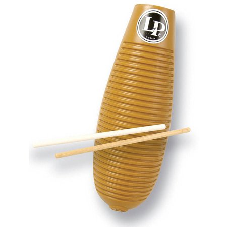 Expanded Percussion (LP Latin Percussion LP243 Super Guiro with 2)