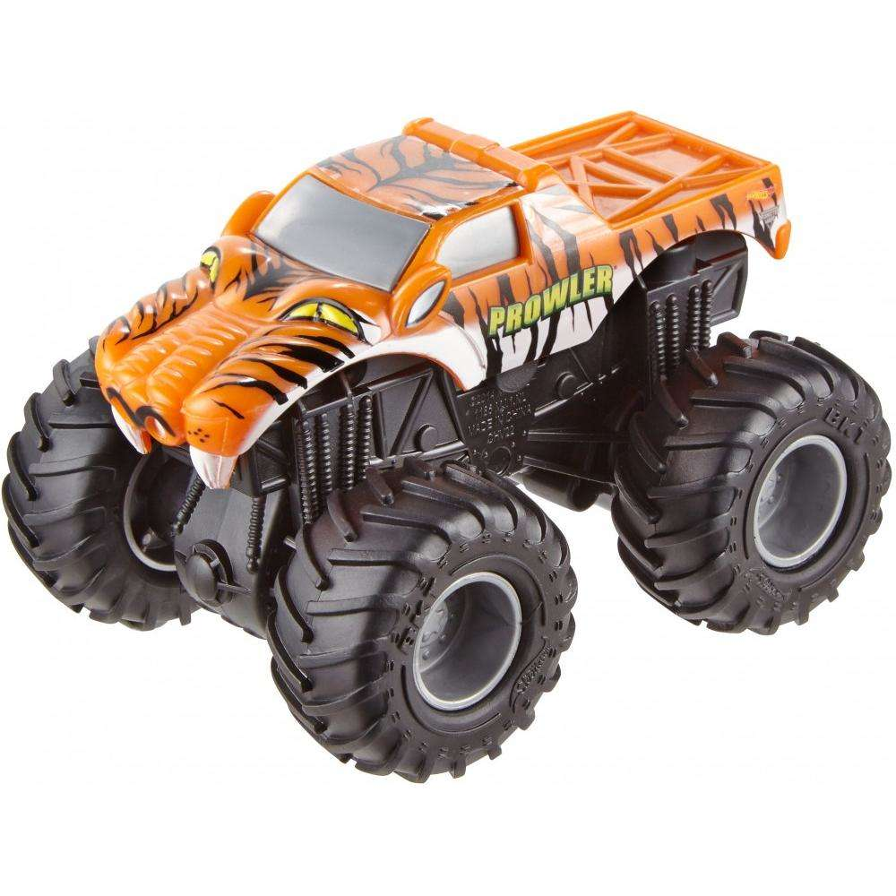 Hot Wheels Monster Jam Rev Tredz Prowler 1:43 Scale Vehicle
