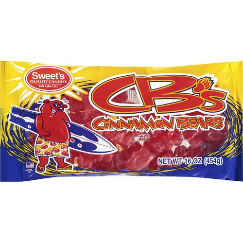 Sweet's: CB's Cinnamon Bears Quality Candies, 16 Oz