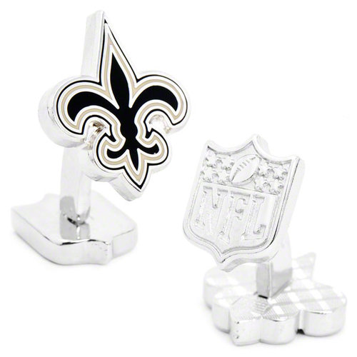 NFL - New Orleans Saints Cufflinks