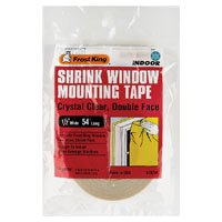 - Frost King V78/54H Shrink Window Mounting Tape, 1/2