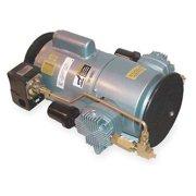 GAST 6LCF-246S-M616NEX Piston Air Compressor,1HP,115/230V,1Ph