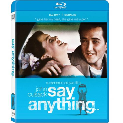 Say Anything (Blu-ray) (With INSTAWATCH) (Widescreen)