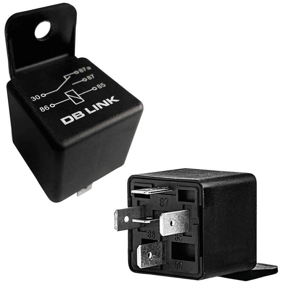 Db Link Rl100 30-amp/40-amp 5-pin 12-volt Automotive Relay