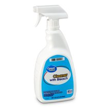Multi-Surface Cleaner: Great Value Cleaner with Bleach