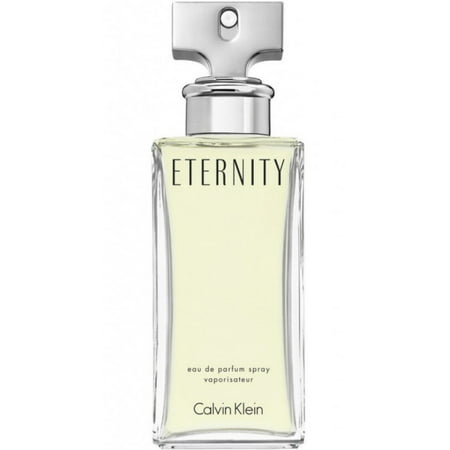 - Eternity by Calvin Klein Eau de Parfum Spray for Women 3.40 oz