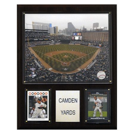 C&I Collectables MLB 12x15 Camden Yards Stadium Plaque