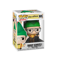 Funko POP TV: The Office - Dwight as Elf