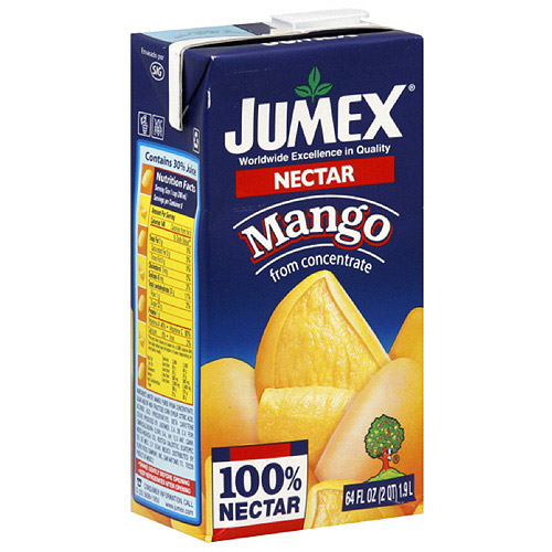 Jumex Mango Nectar, 1.89LT (Pack of 8)