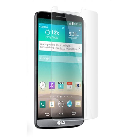 Clear HD Screen Protector for LG G3 Scratch Resistant Bubble Free Antibacterial