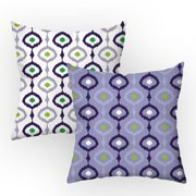 Checkerboard, Ltd Sumatra Throw Pillow (Set of 2)