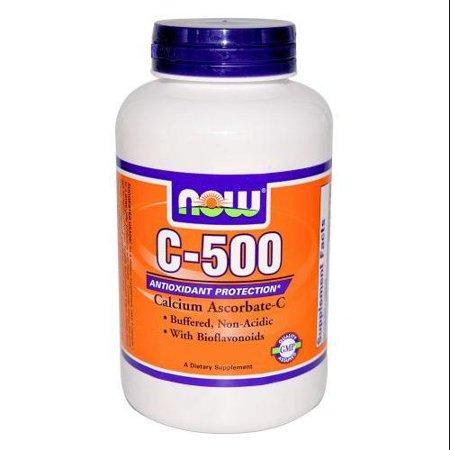 Calcium Ascorbate Buffered (Vitamin C-500 Calcium Ascorbate 100 Capsules)
