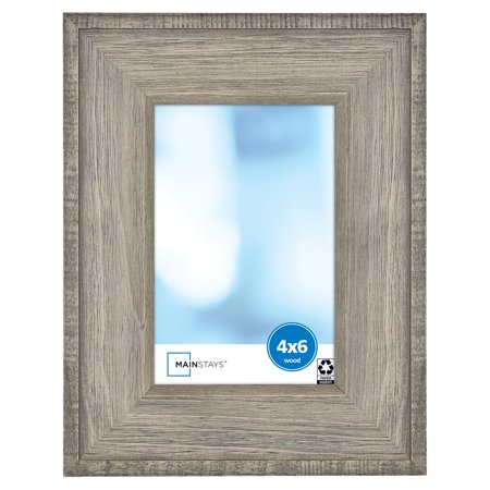 Wood Photo Frames (Better Homes & Gardens Gallery Picture Frame, Rustic)