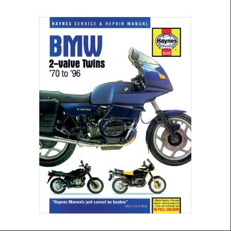 haynes repair service manual 249 fits 74 76 bmw r90 6. Black Bedroom Furniture Sets. Home Design Ideas