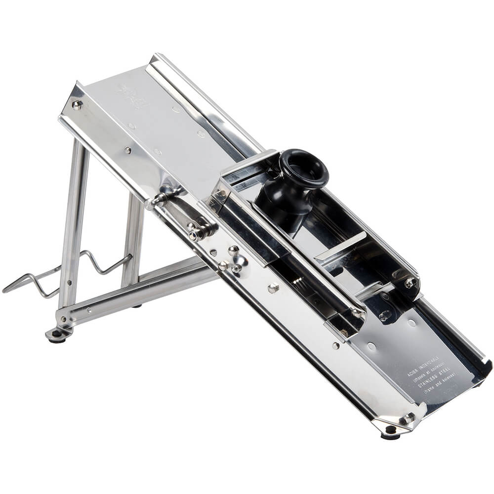 Bron Coucke Bron Coucke Mandolin Slicer With Stainless St...
