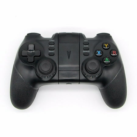 Wireless Bluetooth Game Controller for iPhone Android Phone Tablet PC Gaming Controle Joystick Gamepad Joypad 2 Axis Joystick