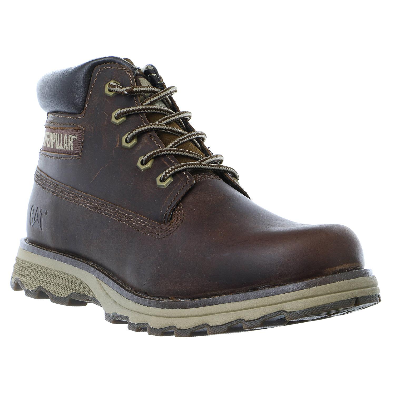 3659db60c14939 CAT - Caterpillar Founder Chukka Boot Work Safety Shoe - Mens - Walmart.com