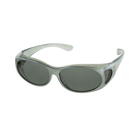 9e6ec87a31 LensCovers - LensCovers Wear Over Polarized Sunglasses - Small - Walmart.com