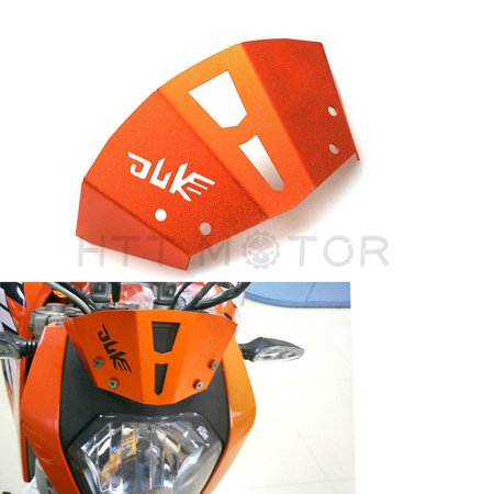 HTTMT- Windshield Upper Headlight Top Mount Fairing Screen For KTM DUKE 390 (Upper Fairing Headlight)