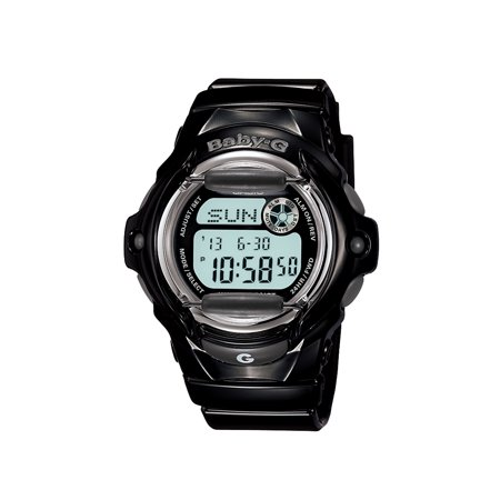 Casio Baby-G Black Digital Watch
