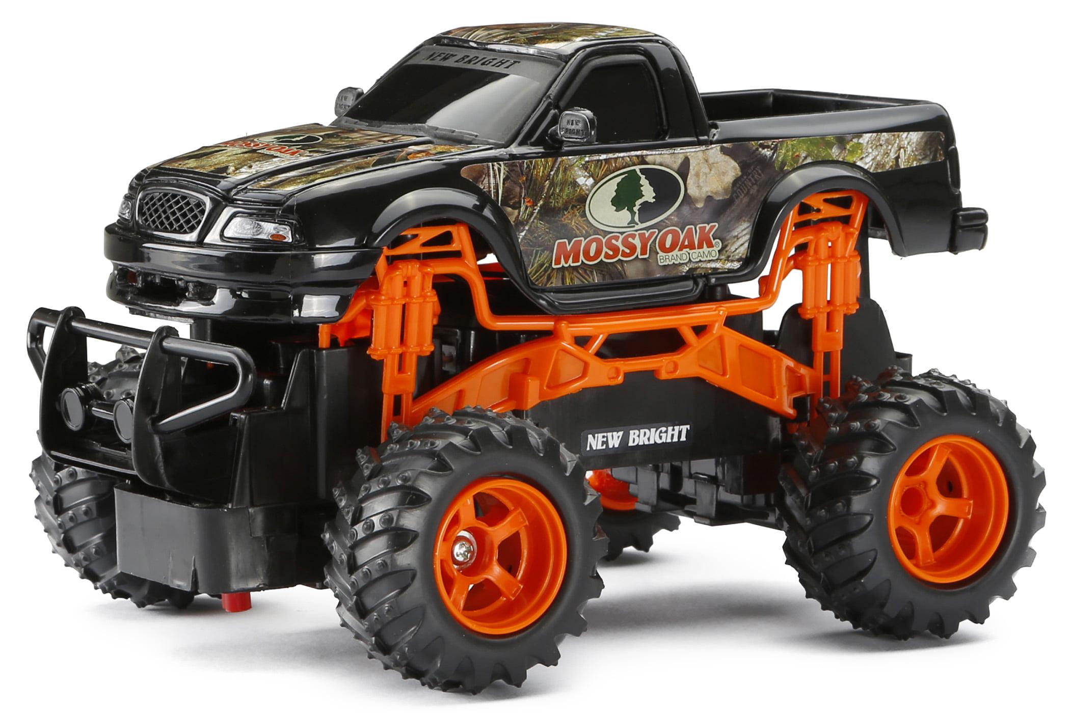 New Bright 1:24 Scale Radio Control Mossy Oak Truck - Walmart.com