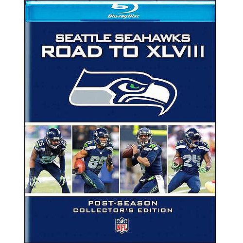 Seattle Seahawks Road To Super Bowl 48 (Blu-ray)